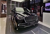 Preview of Hongqi HS7 ahead of Auto Guangzhou 2018