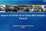 Impact of COVID-19 on China NEV Industry 【Vol.2】