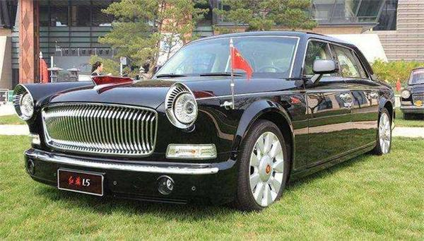 China auto market news, FAW Group Hongqi, Hongqi L5 Hongqi CA770