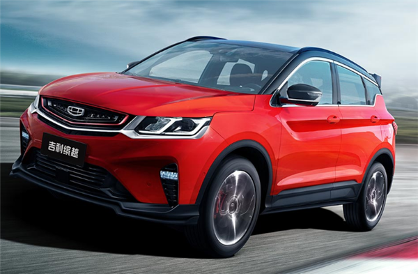 Geely Auto Jan. sales, Lynk & Co Jan. sales, China automotive news