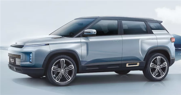 Geely BMA-based SUV, Geely ICON, China automotive news