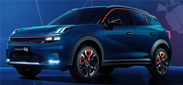 Lynk & Co 06, Geely Lynk & Co, China automotive news