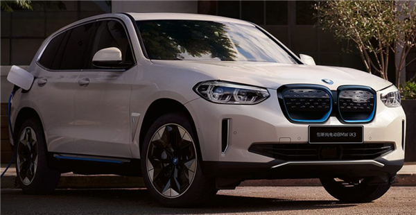 Bmw Ix3 All Electric Suv Ready To Make Debut In China Next Month