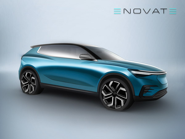 dearcc enovate first model to be b-class suv