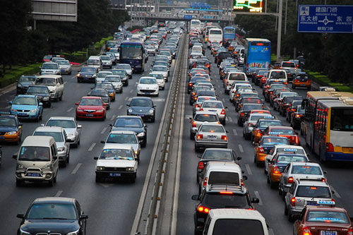 China motor vehicle population, China car population, China automotive news