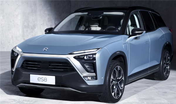 1000th NIO ES8, NIO Q3 revenues, NIO ES8 YTD sales, China automotive news