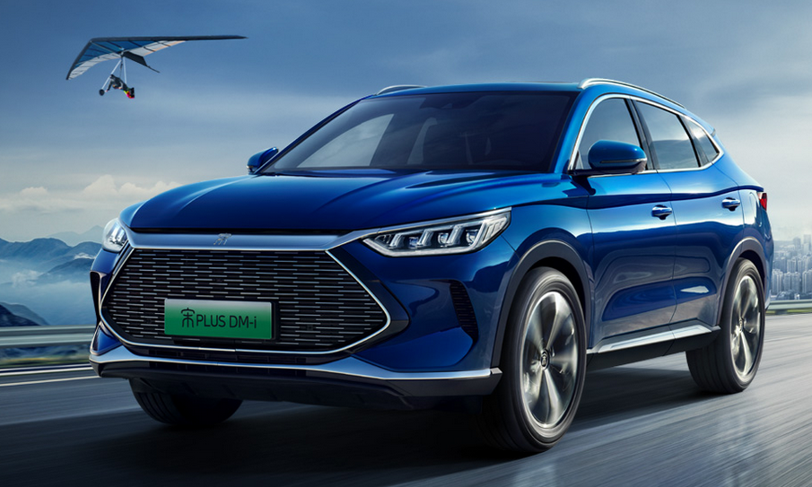 BYDBYD Song PLUS, BYD Song PLUS DM, China automotive news