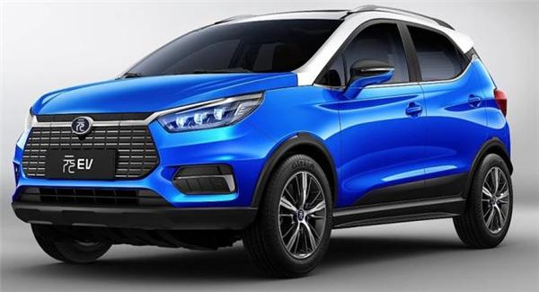 BYD Yuan EV535, BYD new NEV model, China automotive news